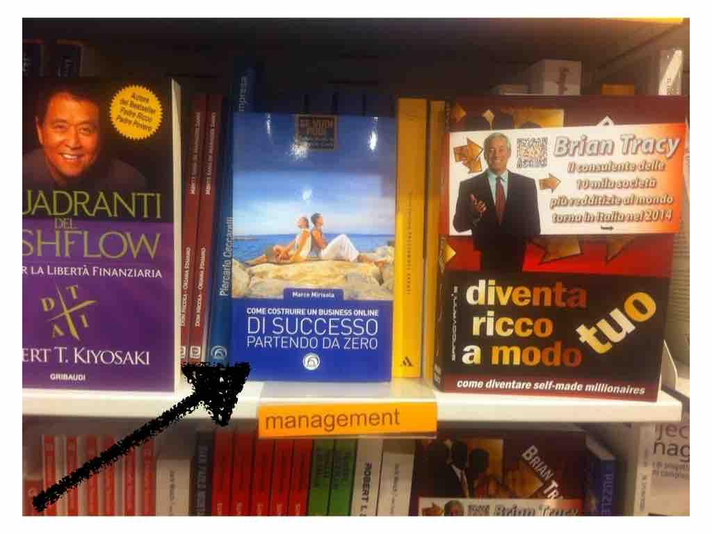 costruire un business di successo - libro