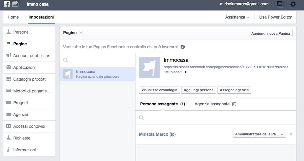 how to get to facebook business manager