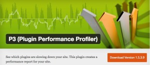 WordPress |P3 Plugin performance profiler
